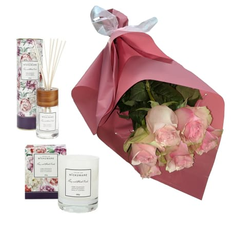Just for Mum- Peony Blush