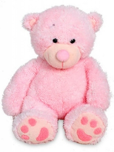 Pink Teddy Bear 30 cms