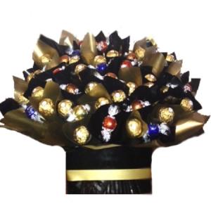 Mega chocolate box from