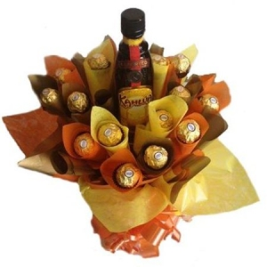 Father`s day Kahlua & chocolate box