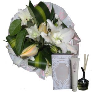 Lilies & Ecoya Gift box set