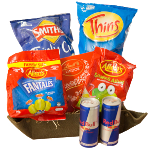 The Energiser hamper