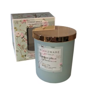 Fig, Gardenia Lily 300g Soy wax candle