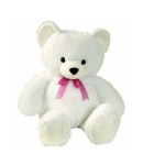 White Teddy Bear 20 cms
