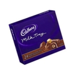 Cadbury Milk tray 150g